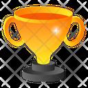 Reward Winning Cup Award Icon
