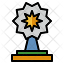Trophy Honor Fame Icon