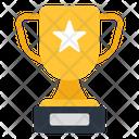 Trophy Achievement Cup Icon