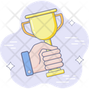Award Trophy Cup Icon