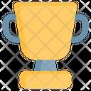Trophy Success Championship Icon