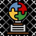 Trophy Idea Reward Icon