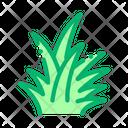 Tropical Bush Animal Icon