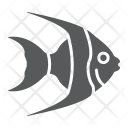 Tropical Fish Animal Icon