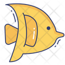 Tropical Fish Fish Aquatic Icon