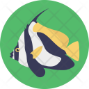 Tropical Fish Aquatic Icon