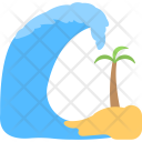 Tropical Storm Severe Icon