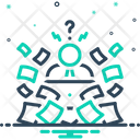 Trouble Difficulty Problems Icon