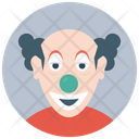 Trouper Clown Icon