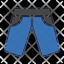 Trouser Nicker Cloth Icon