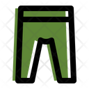Training Fitness Trousers Pants Icon