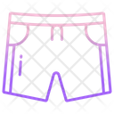 Trousers Football Short Pants Icon
