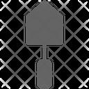 Trowel Construction Equipment Icon