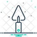 Trowel Bricklayer Masonry Icon