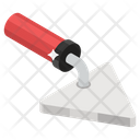 Trowel Construction Tool Shovel Icon
