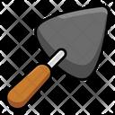 Trowel Construction Tool Shovel Icon