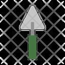 Trowel Shovel Construction Icon