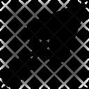 Trowel Plastering Mortar Icon