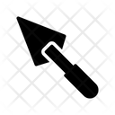 Trowel Masonry Builder Icon