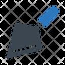 Trowel Masonry Construction Icon