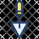 Trowel Shovel Project Icon