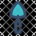 Trowel Spade Tool Icon