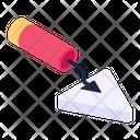 Hand Spade Trowel Tool Icon