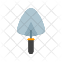 Trowel Wall Construction Icon