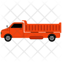 Delivery Shopping Truck Icon