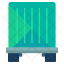 Truck Container Shipment Icon