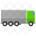 Large Lorry Transportation Icon