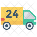 Truck Delivery Services Icon