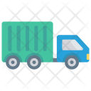 Truck Delivery Fast Icon