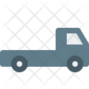 Flatbed Truck Pick Up Icon