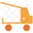 Truck Logistic Delivery Icon