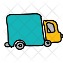 Truck Transport Vehicle Icon