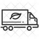 Transport Truck Truck Storable Icon