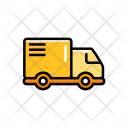 Truck Transport Transportation Icon