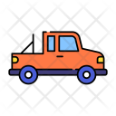 Offroad Truck Open Icon