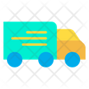 Delivery Truck Shipping Truck Transport Icon