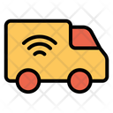 Smart Truck Smart Vehicle Vehicle Icon