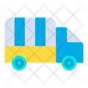 Shipping Delivery Transport Icon