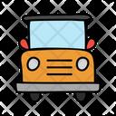 Truck Van Automobile Icon