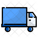 Delivery Truck Car Icon