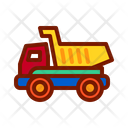 Truck Truck Toy Toy Icon
