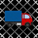 Truck Transport Vehicle Icon