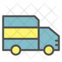 Truck Delivery Truck Delivery Vehicle Icon