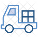 Farm Truck Agriculture Icon