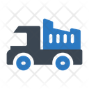 Truck Dumper Vehicle Icon