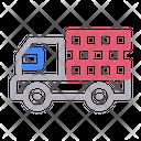 Truck Vehicle Transport Icon
